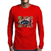 Sucked In Mens Long Sleeve T-Shirt