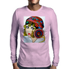 SUE  ART DECO Mens Long Sleeve T-Shirt