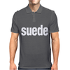 SUEDE new Mens Polo
