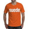 SUEDE new Mens T-Shirt