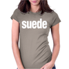 SUEDE new Womens Fitted T-Shirt