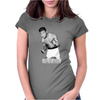 Sugar Ray Robinson Sweet As Sugar Womens Fitted T-Shirt