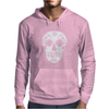 Sugar Skull Bike Parts art Mens Hoodie