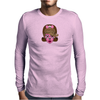 Sugar Skull Mens Long Sleeve T-Shirt