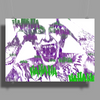 Suicide Joker - Cloud Nine Edition Poster Print (Landscape)