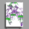 Suicide Joker - Cloud Nine Edition Poster Print (Portrait)