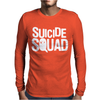 Suicide Squad Mens Long Sleeve T-Shirt