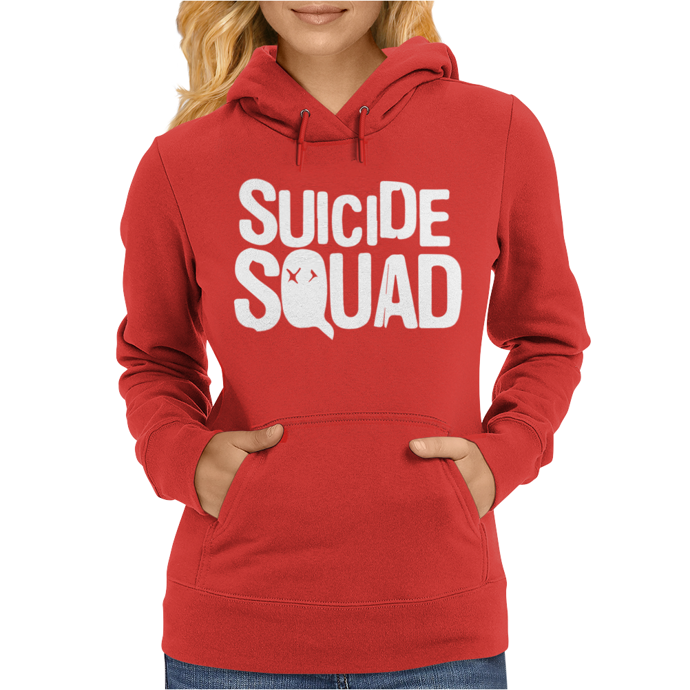 Suicide Squad Womens Hoodie