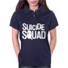 Suicide Squad Womens Polo