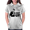 Suit Up Womens Polo