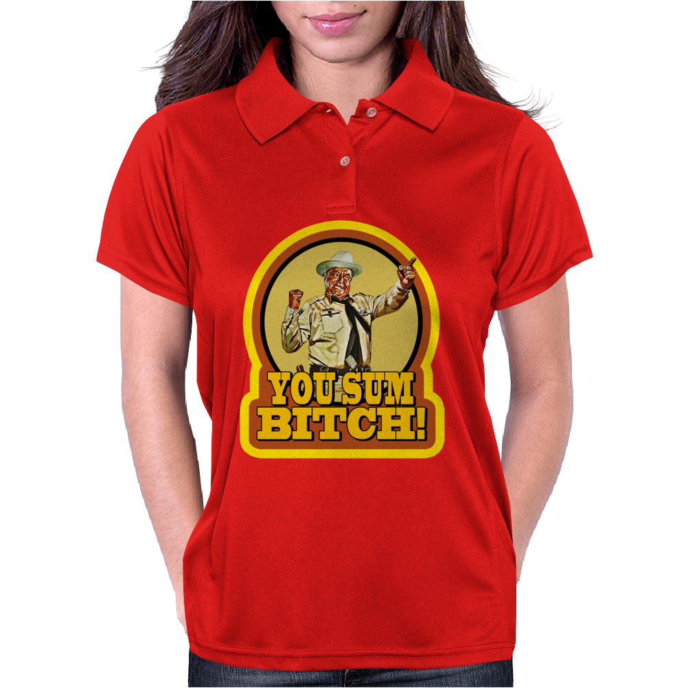 Sum Bitch! Womens Polo