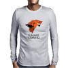 Summer is Coming Mens Long Sleeve T-Shirt