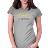 Summer is Coming Womens Fitted T-Shirt
