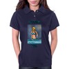 Summer Time Girl Womens Polo