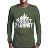 Summit Or Plummet Mens Long Sleeve T-Shirt