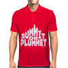 Summit Or Plummet Mens Polo