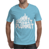 Summit Or Plummet Mens T-Shirt