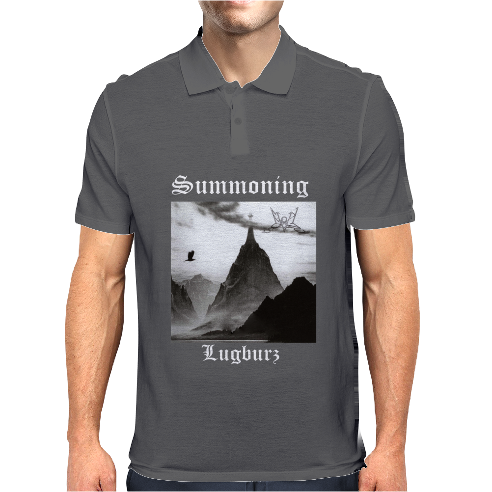 Summoning Lugburz Band Mens Polo