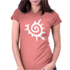 Sun Womens Fitted T-Shirt