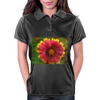 Sunburst Gaillardia Close Up Womens Polo