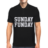 Sunday Funday party funny tee Mens Polo