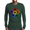 Sunflower Pride Mens Long Sleeve T-Shirt