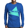 Sunkaku Mens Long Sleeve T-Shirt