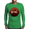 Sunset Mens Long Sleeve T-Shirt