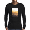 Sunset surf Pipeline, Oahu, Hawaii Mens Long Sleeve T-Shirt