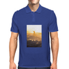 Sunset surf Pipeline, Oahu, Hawaii Mens Polo