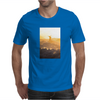 Sunset surf Pipeline, Oahu, Hawaii Mens T-Shirt