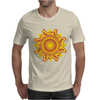 sunshine summertime fire hot flame Mens T-Shirt