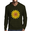 sunshine summertime springtime fire hot flame Mens Hoodie
