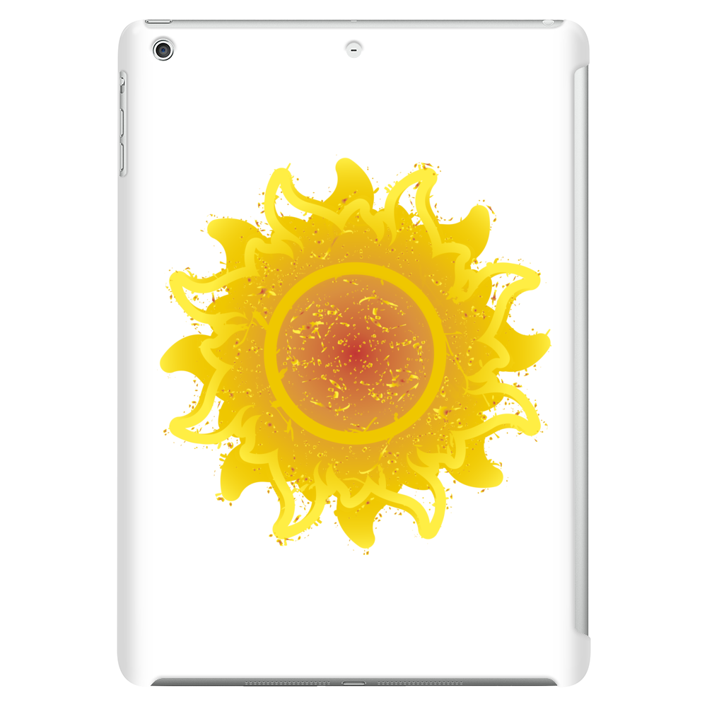 sunshine summertime springtime fire hot flame Tablet