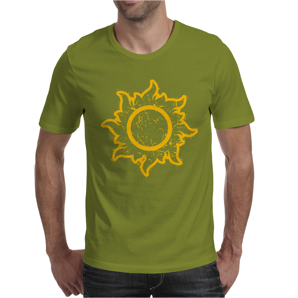 sunshine summertime springtime summer love Mens T-Shirt
