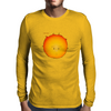Sunspots Mens Long Sleeve T-Shirt