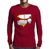 Super Armor? Mens Long Sleeve T-Shirt