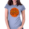 SUPER BALL Womens Fitted T-Shirt