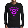 Super grandma Mens Long Sleeve T-Shirt