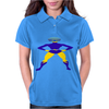Super Hero Yaka Blitz Womens Polo