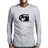 SUper Mario Bros - Bullett Bill Mens Long Sleeve T-Shirt
