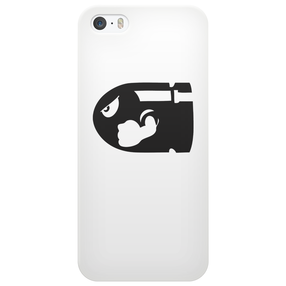 SUper Mario Bros - Bullett Bill Phone Case