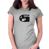 SUper Mario Bros - Bullett Bill Womens Fitted T-Shirt