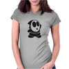 Super Mario Bros Womens Fitted T-Shirt