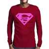 Super Mom Mens Long Sleeve T-Shirt