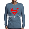 Super Tata Mens Long Sleeve T-Shirt