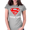 Super Tata Womens Fitted T-Shirt