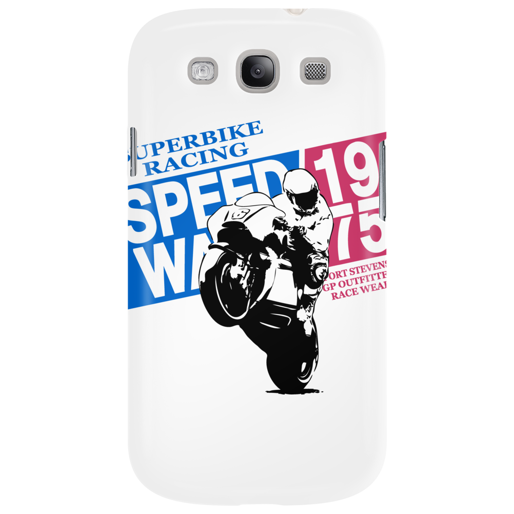Superbike Racing Phone Case