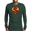 superdollar Mens Long Sleeve T-Shirt