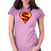 superdollar Womens Fitted T-Shirt